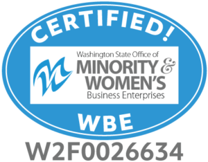 certified wbe washington state office of minority & women's business enterprises