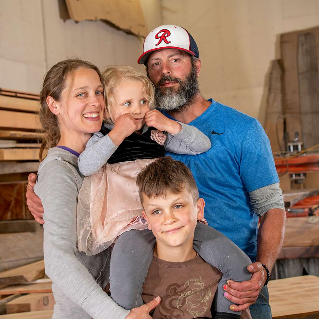 Hawes Family, NW Wood Source Owners